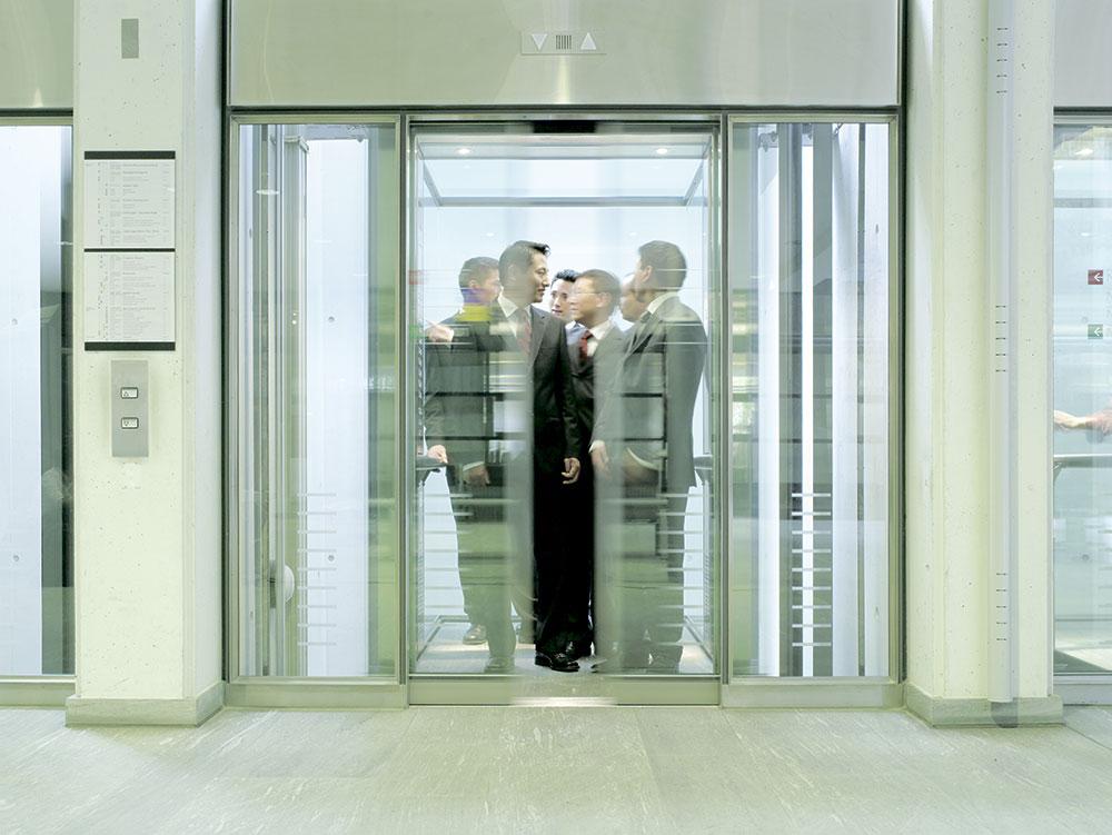 Лифты Schindler