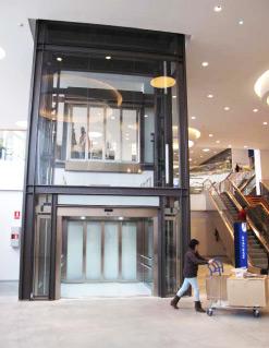 Лифты Hidral