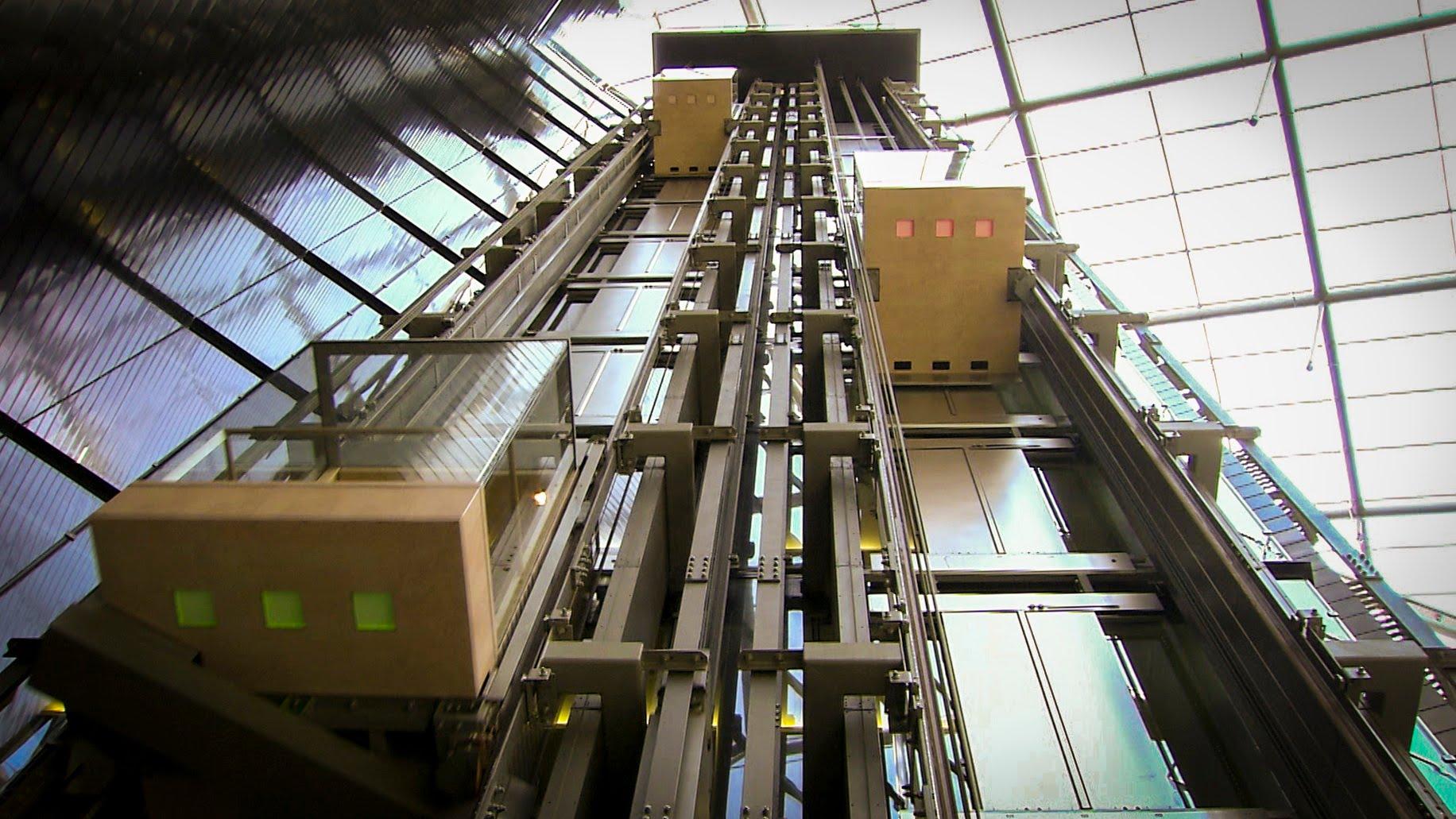Лифты ThyssenKrupp